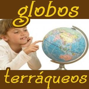 globo terrestres educativos