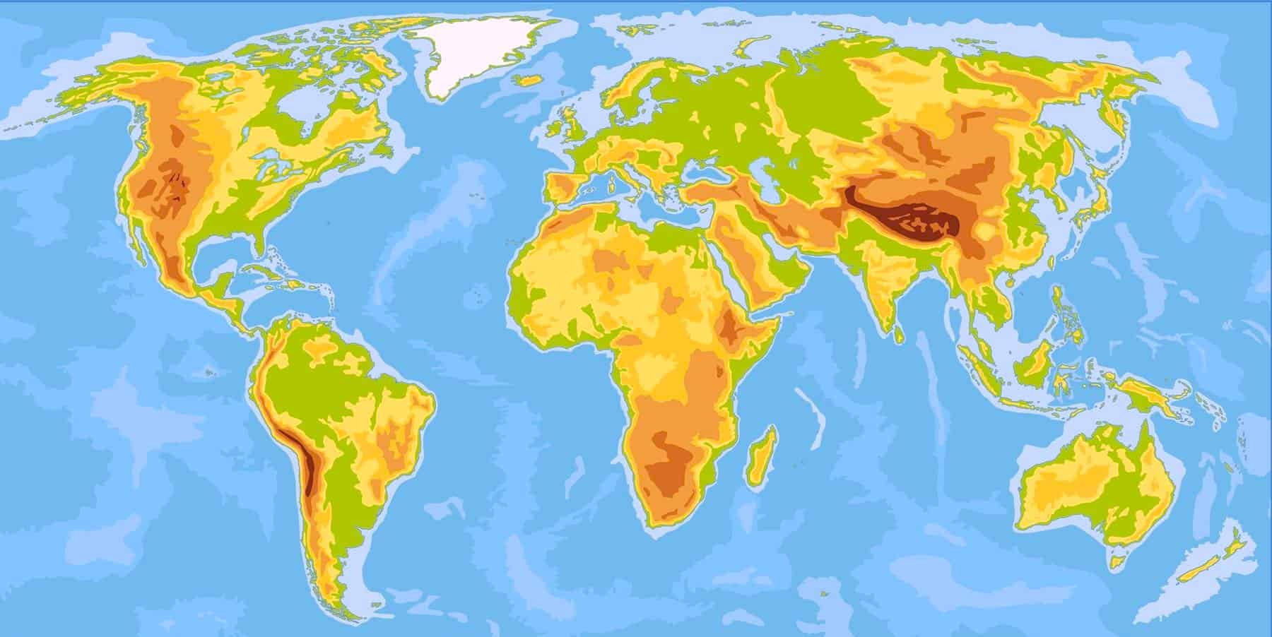 Mapa Del Mundo Paises Para Imprimir.Mapamundi Mudo Para Imprimir Los Paises Del Mundo 2019