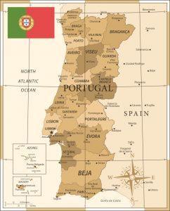 Mapas de Portugal