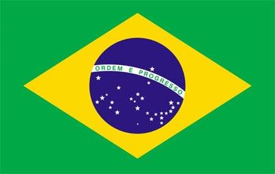 Flag de Brasil