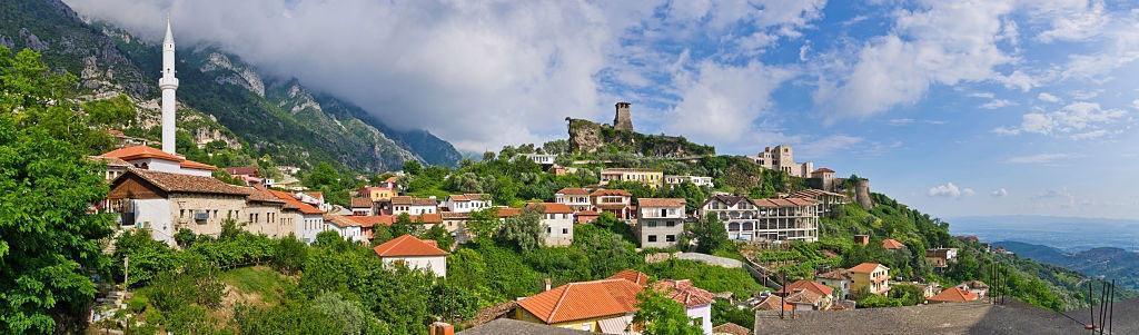 Kruja, Tirana, Albania