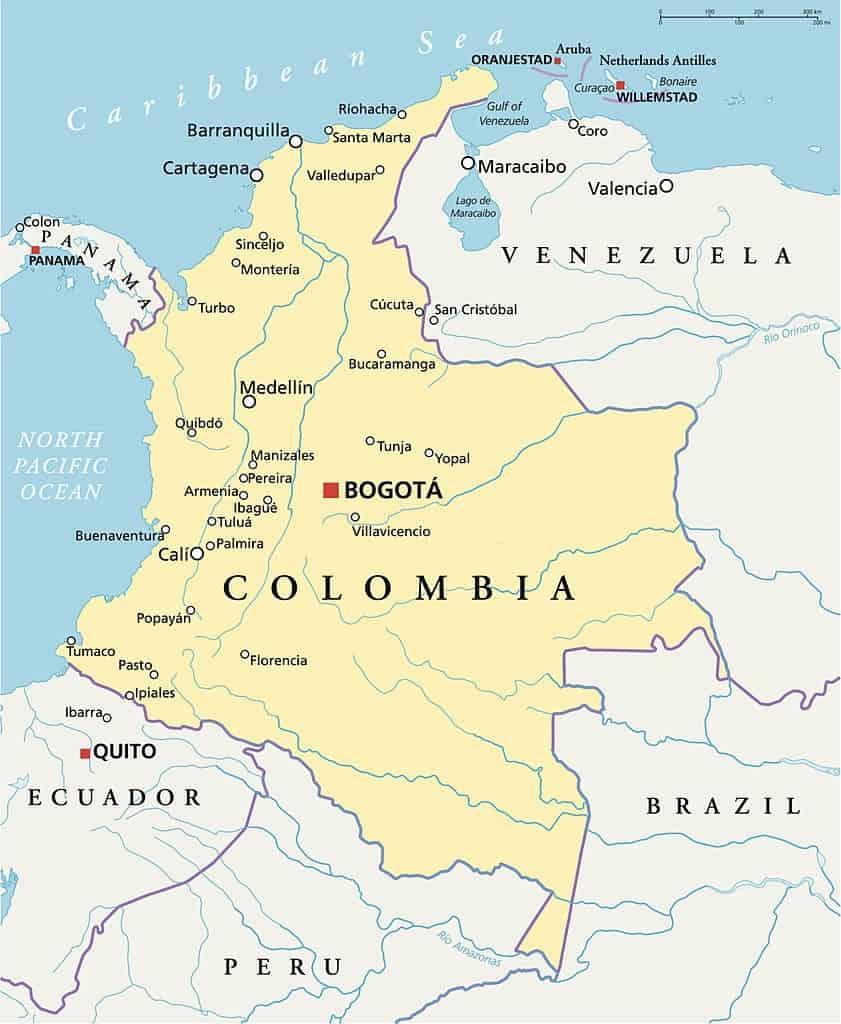 Colombia ciudades más importantes