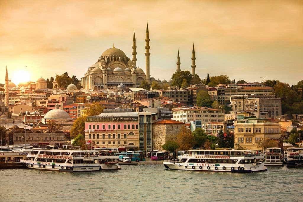 Istambul capital de Turquía