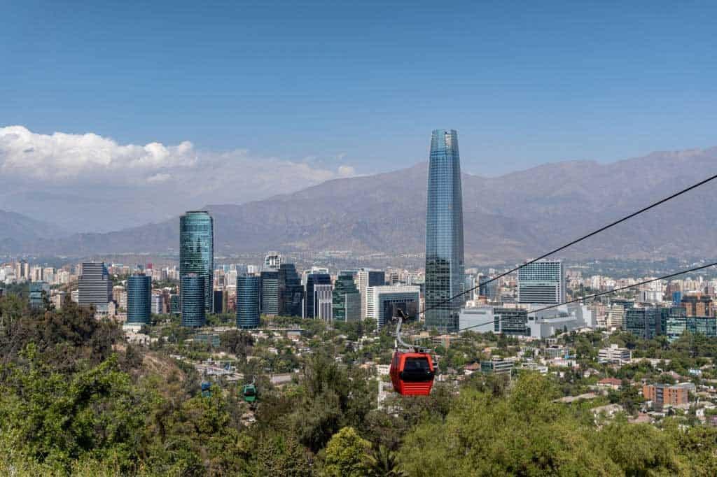 Cual es la capital de Chile